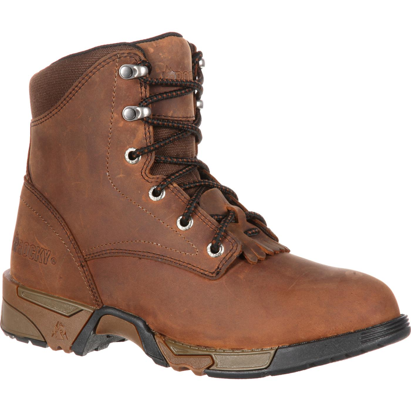 rocky s aztec steel toe work boot style rkk0138