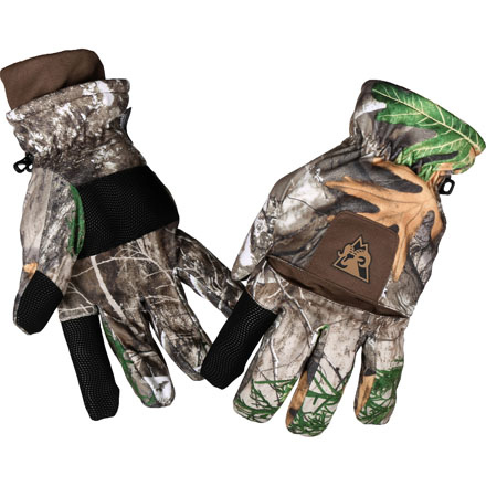 Rocky ProHunter Waterproof 40G Insulated Glove, Realtree Edge, large