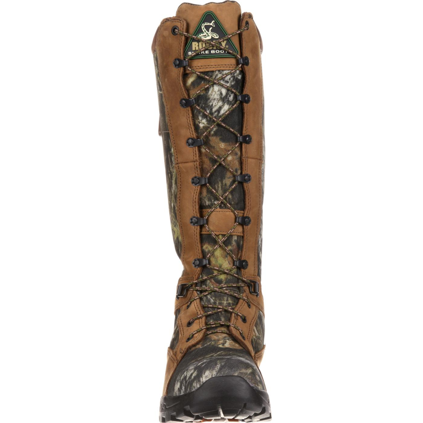 Perfect  Pitstop Pull On Waterproof Snake Boot  25110  Country Outfitter