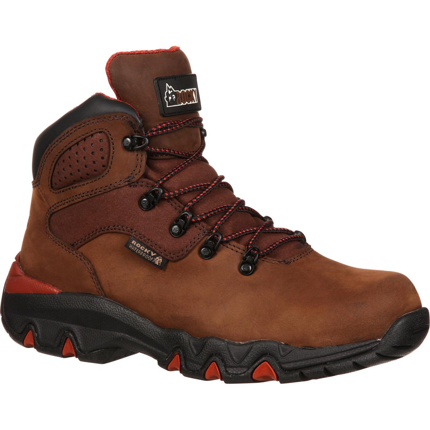 Rocky Bigfoot Steel Toe Waterproof Hiker Work Boot, RKYK063