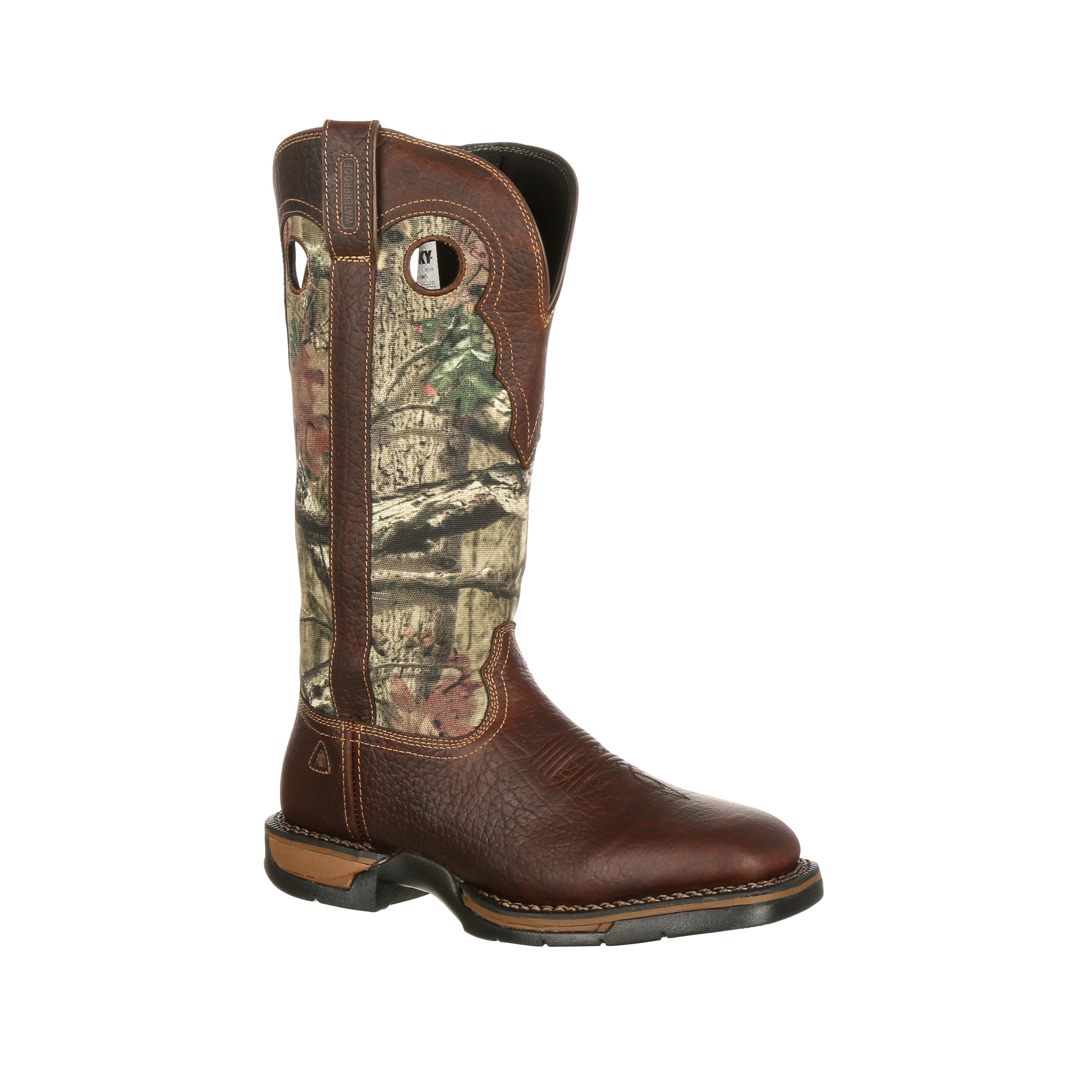 rocky long range waterproof camo snake boots fq0009041. Black Bedroom Furniture Sets. Home Design Ideas