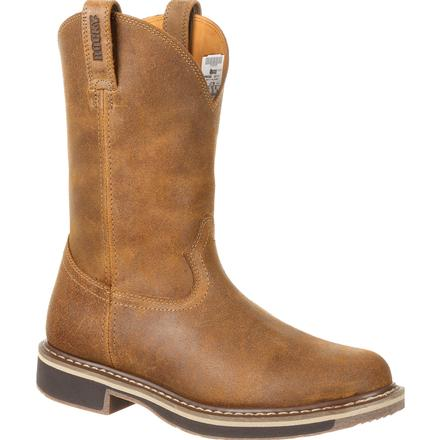 Rocky Cody Pull-On Western Boot, , large