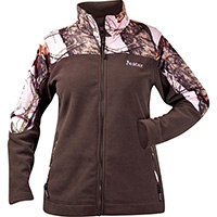 Rocky SilentHunter Women's Fleece Jacket, PINK, medium