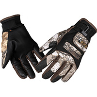 Rocky Venator Stratum Waterproof Insulated Gloves, Realtree Edge, medium