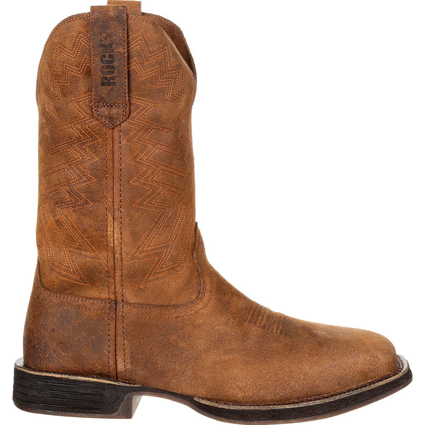 fa746db8b76 Rocky Renegade Steel Toe Western Boot