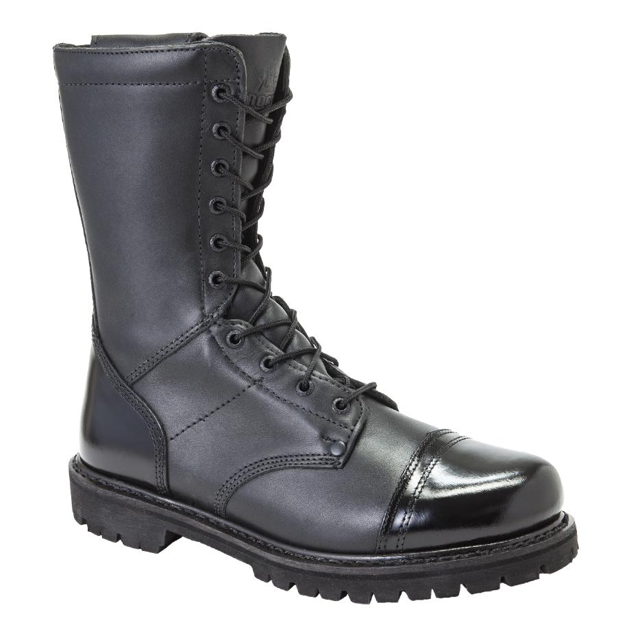 10 Quot Rocky Women S Zipper Jump Duty Boot Style 4090