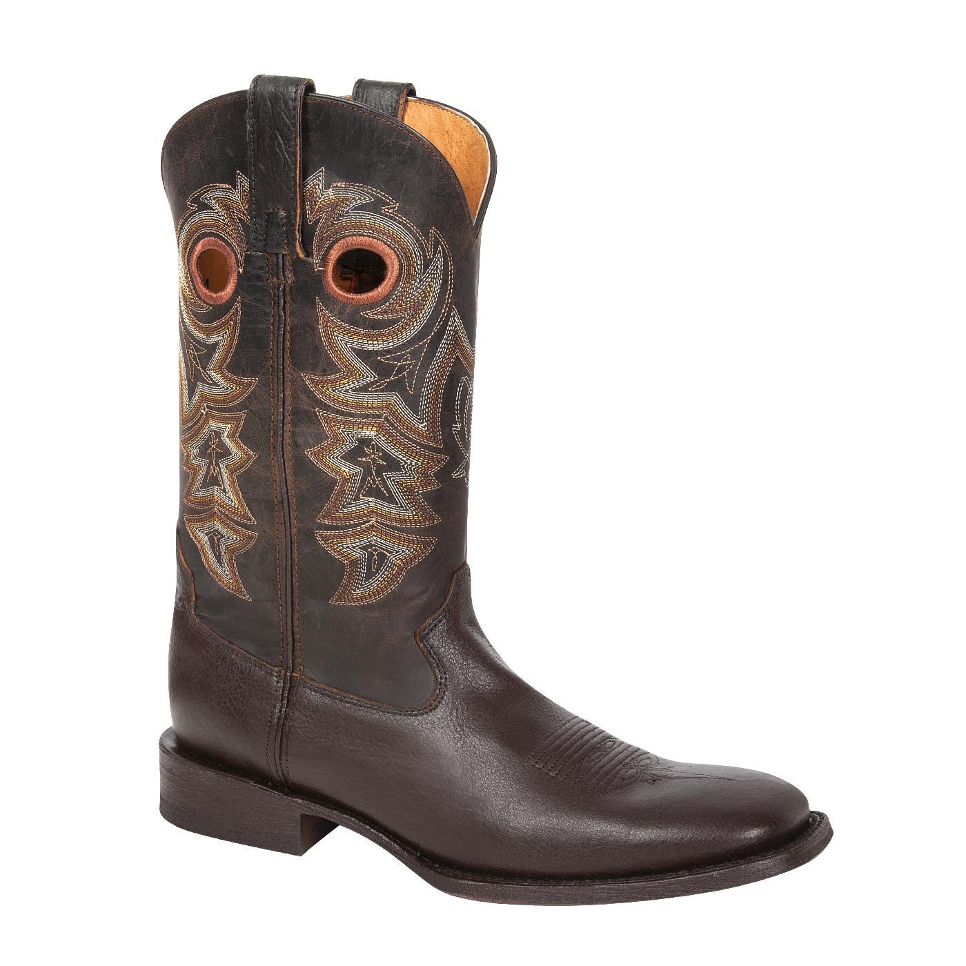 cbbbb18563e Rocky HandHewn - Square Toe Western Boot
