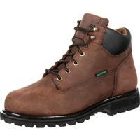 Rocky Waterproof Lace Up Work Boot, , medium
