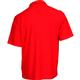 Rocky Logo Short-Sleeve Polo Shirt, RED, small