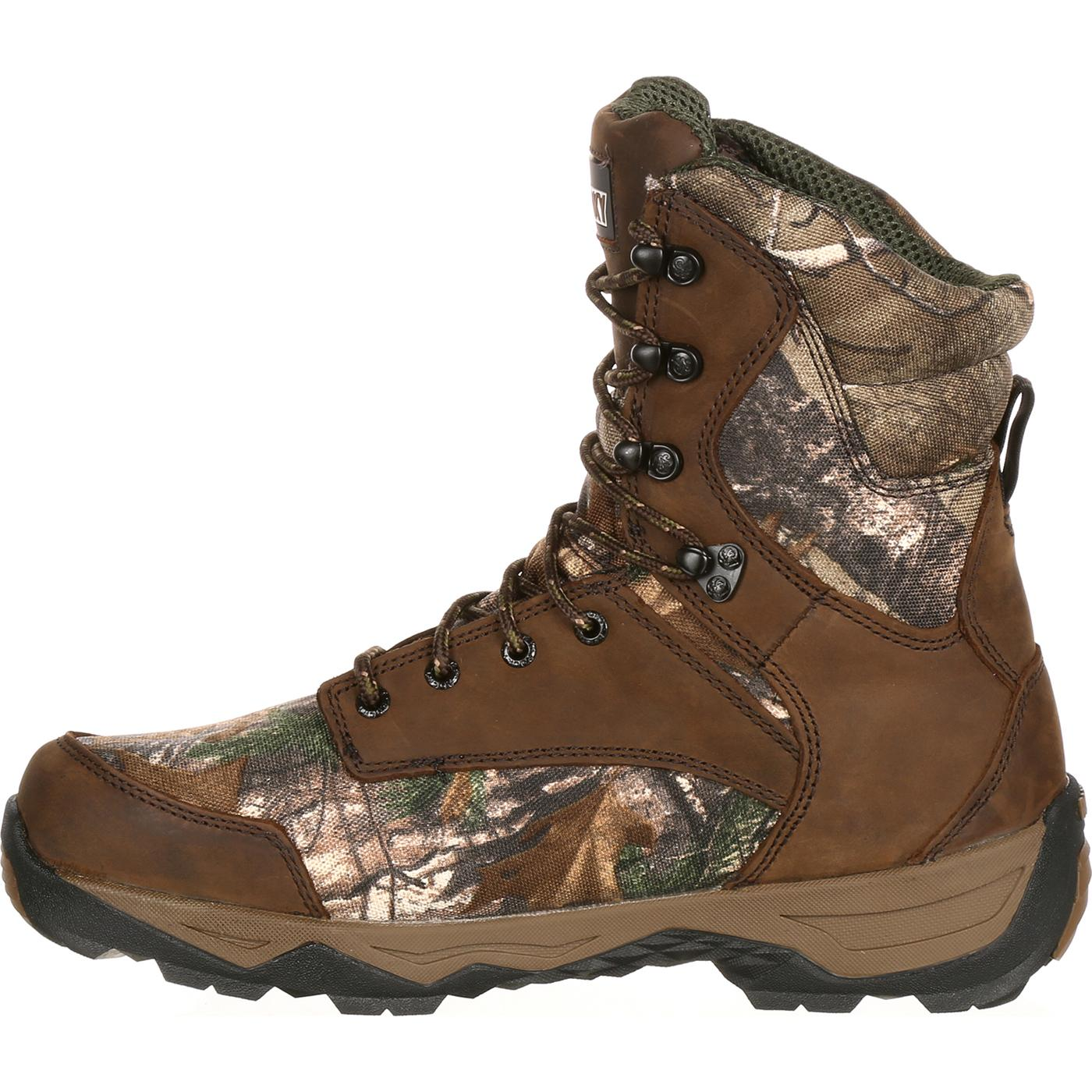 28ce6011cef Rocky Retraction Waterproof 800G Insulated Outdoor Boot