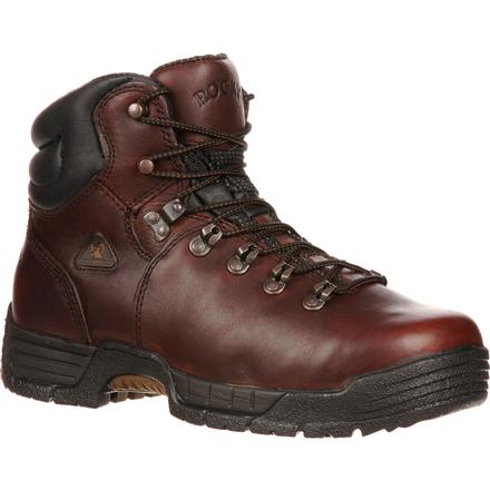 Rocky MobiLite Steel Toe Waterproof Work Boots, , large