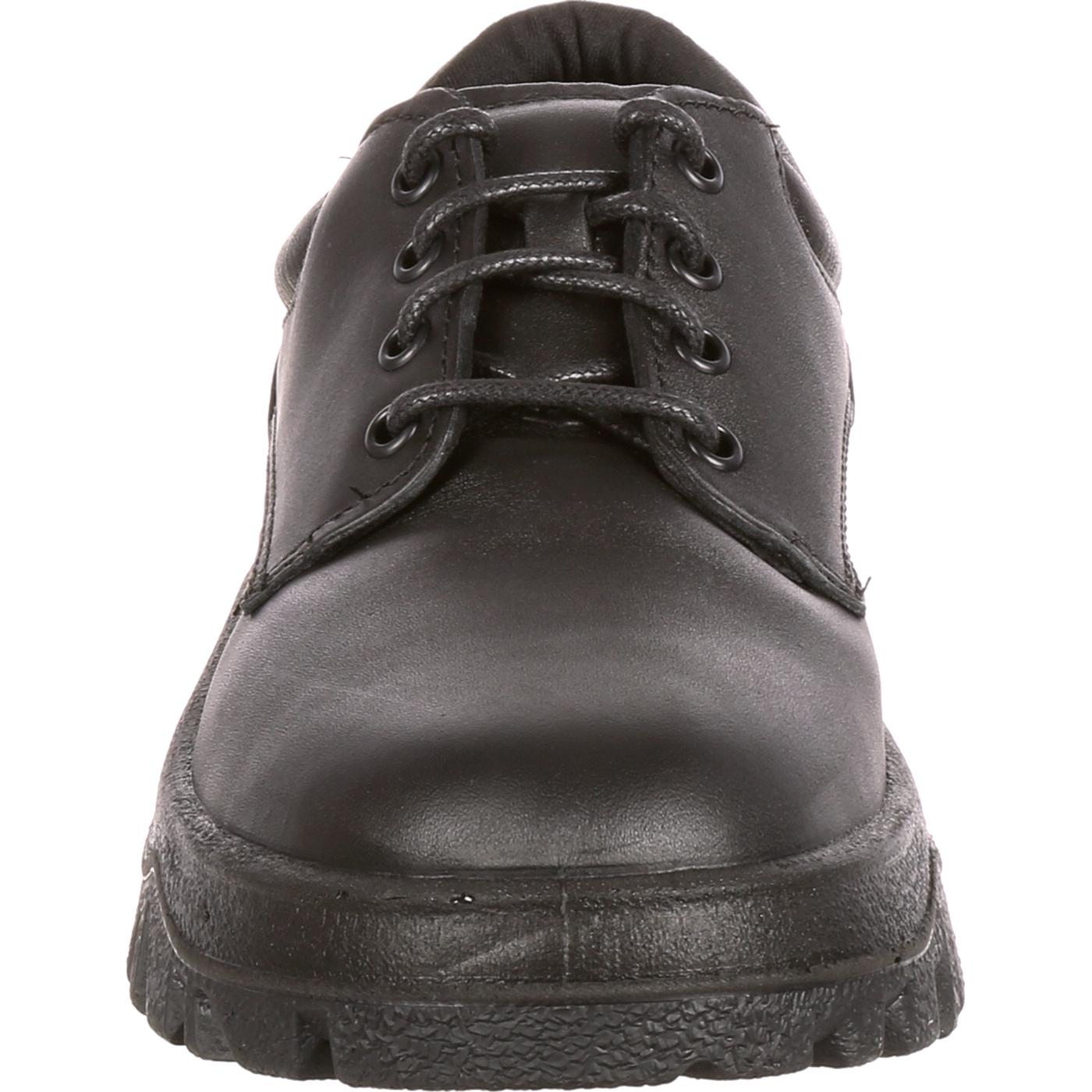 6dc630bdc71 Rocky TMC Postal-Approved Plain Toe Oxford Shoe
