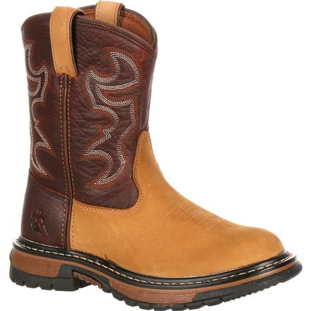 Rocky Kid's Original Ride Western Boot, , large