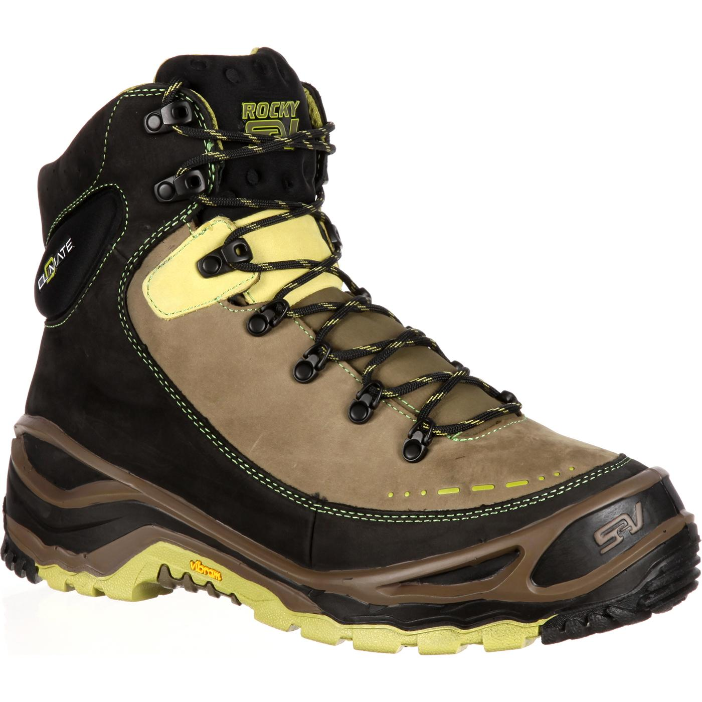 Substratum Direct Attach Men S Waterproof Insulated Hikers