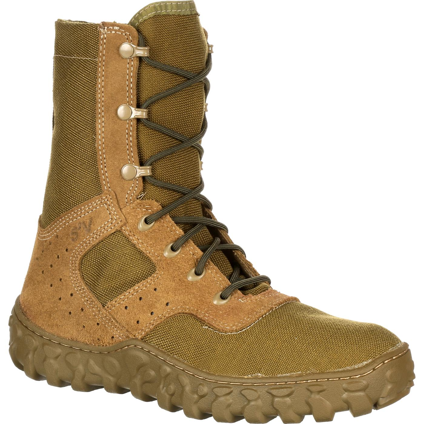 Rocky S2v Men S Military Jungle Boots Style Fq0000106