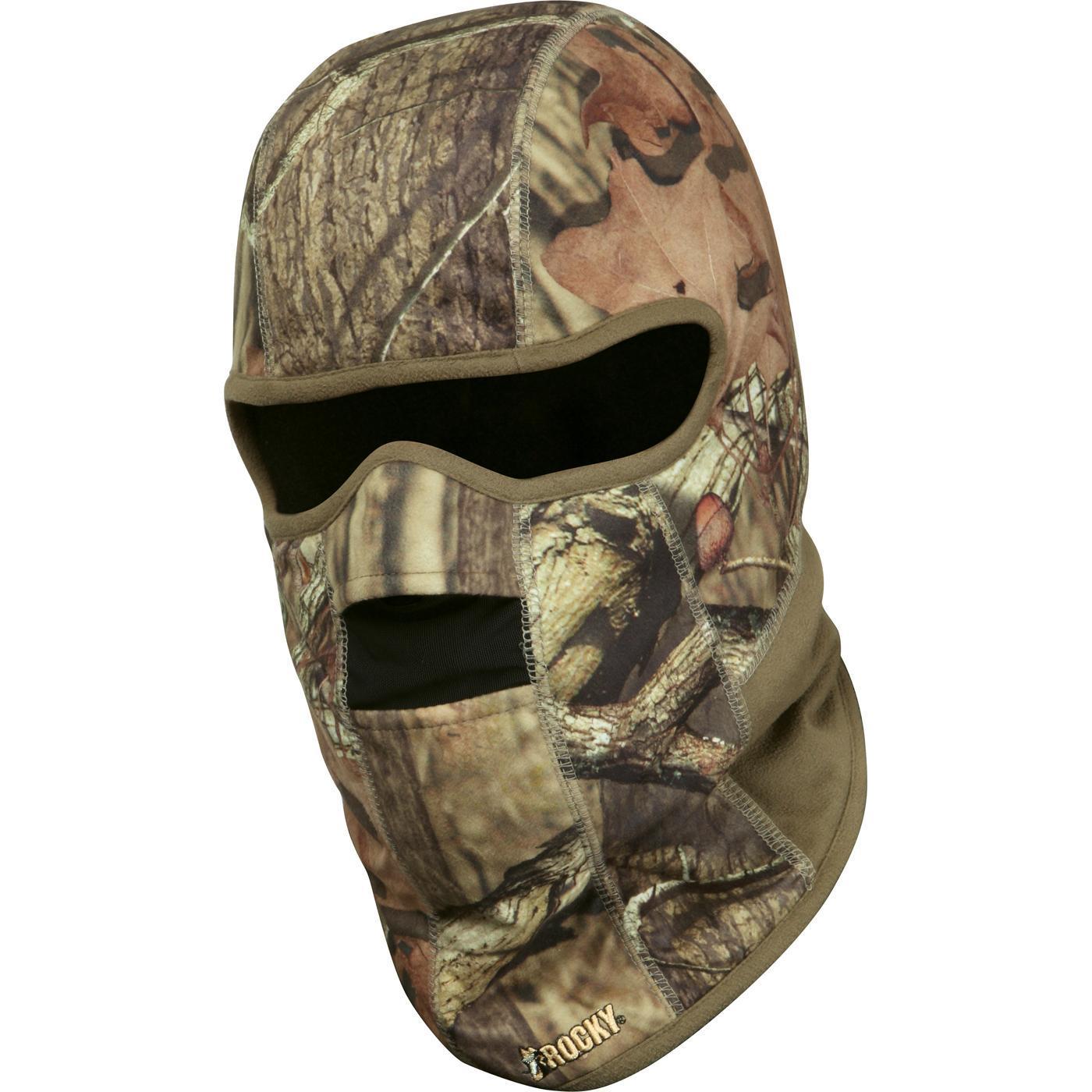 Rocky Camo Balaclava Face Mask W Thinsulate Insulation