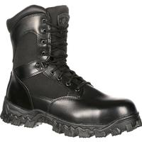 Rocky Alpha Force Zipper Waterproof Duty Boot, , medium