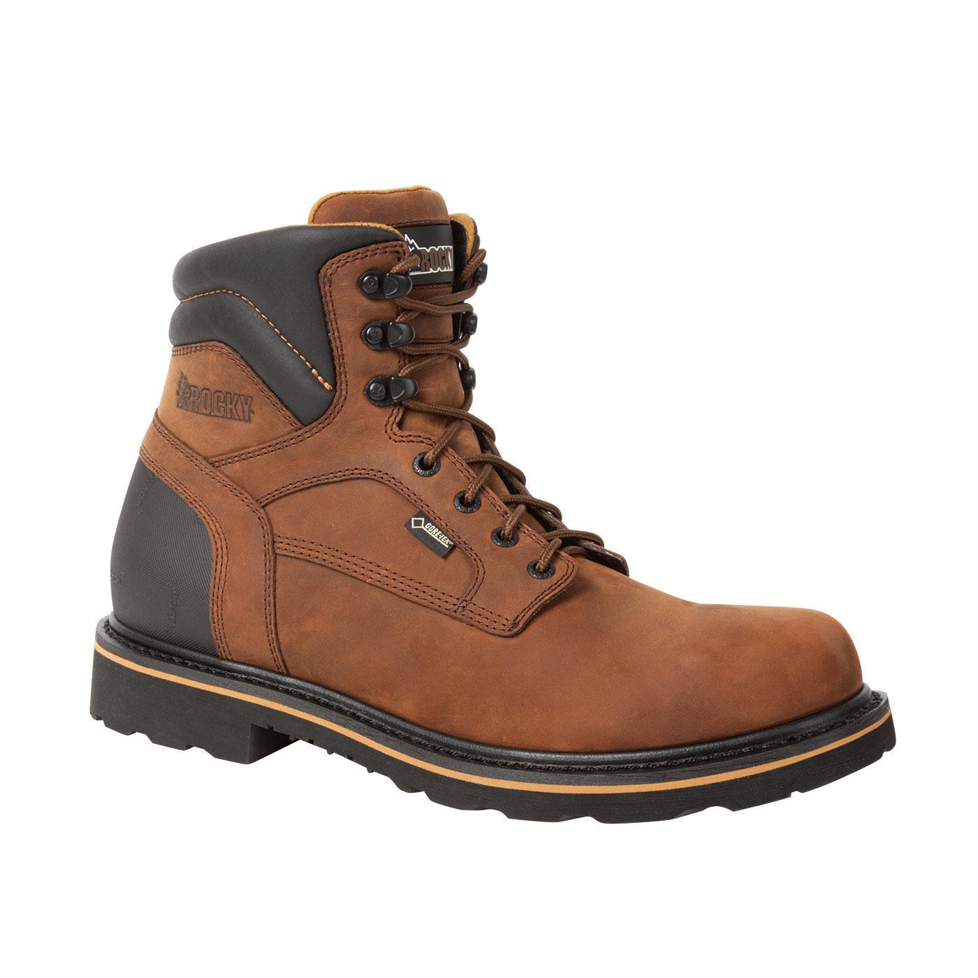 bbf9075e84c Rocky Governor GORE-TEX® Composite Toe Work Boot