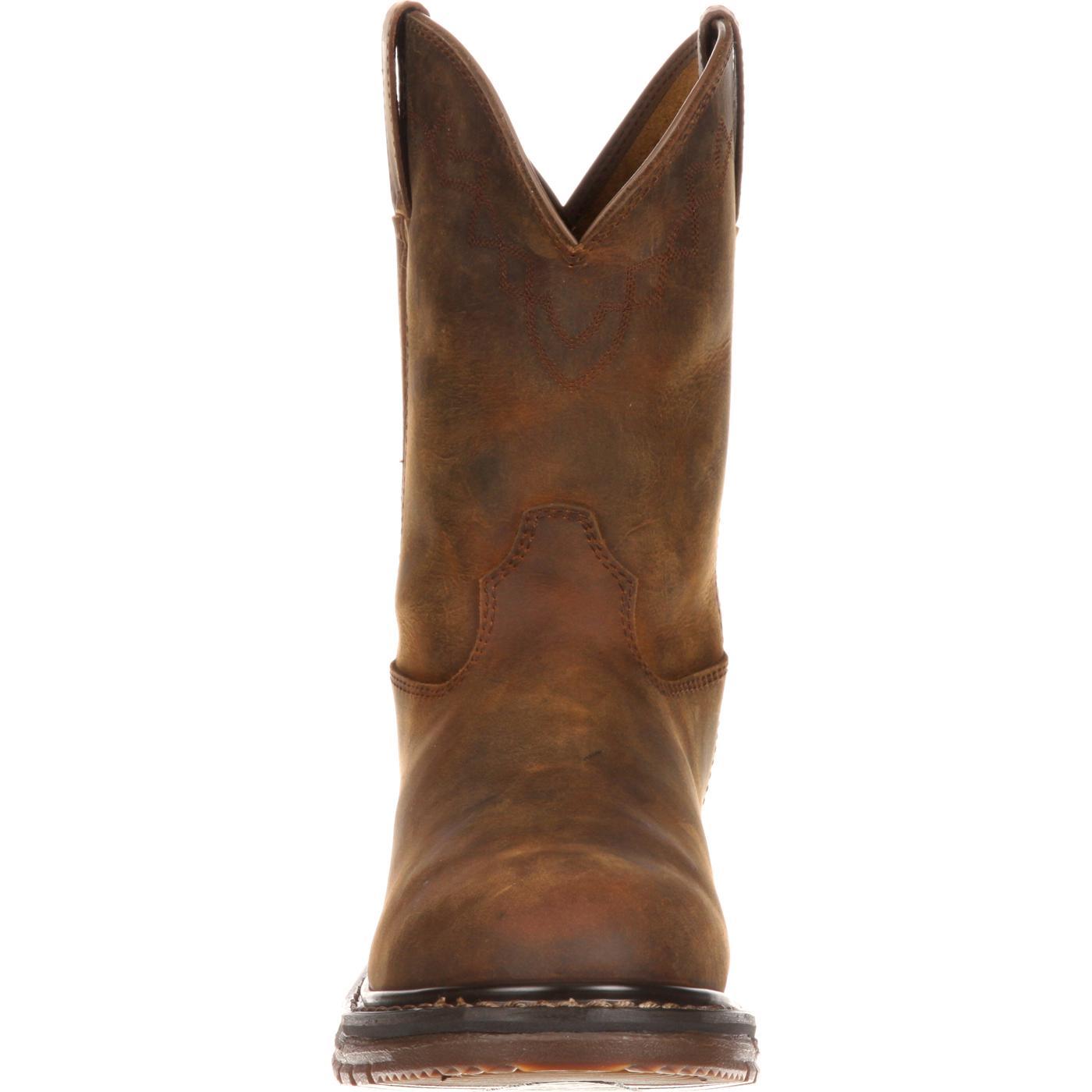 8c208fd3267 Rocky Original Ride Roper Western Boot