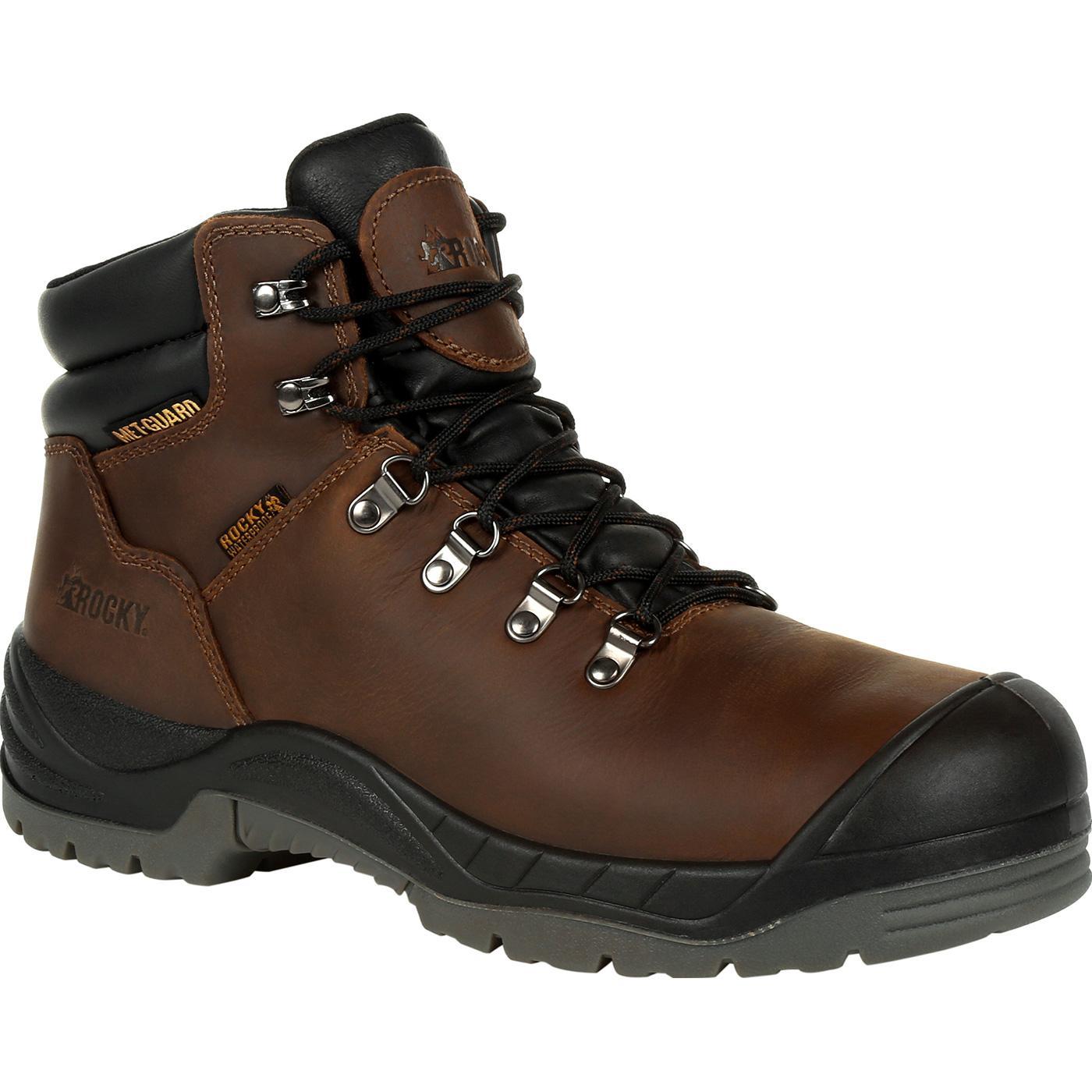 d805c60c1fa Rocky Worksmart Composite Toe Internal Met Guard Work Boot