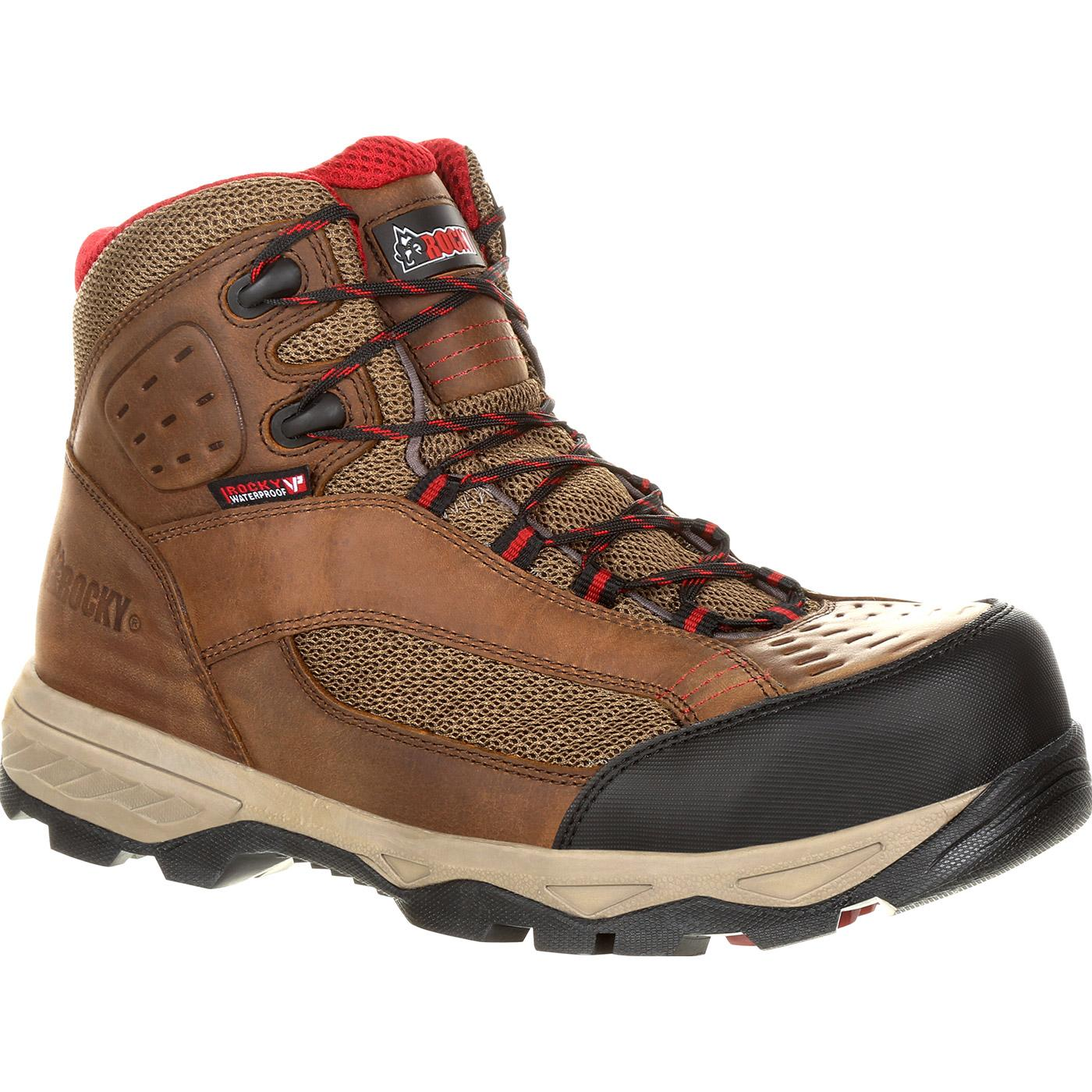 ddd4dd5ab4d Rocky Endeavor Point Composite Toe Waterproof Work Boot