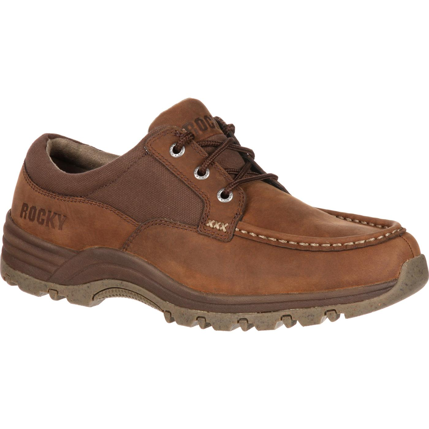 rocky lakeland s comfortable oxford shoes rks0200