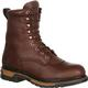 Rocky Original Ride Steel Toe Waterproof Lacer Western Boot, , small