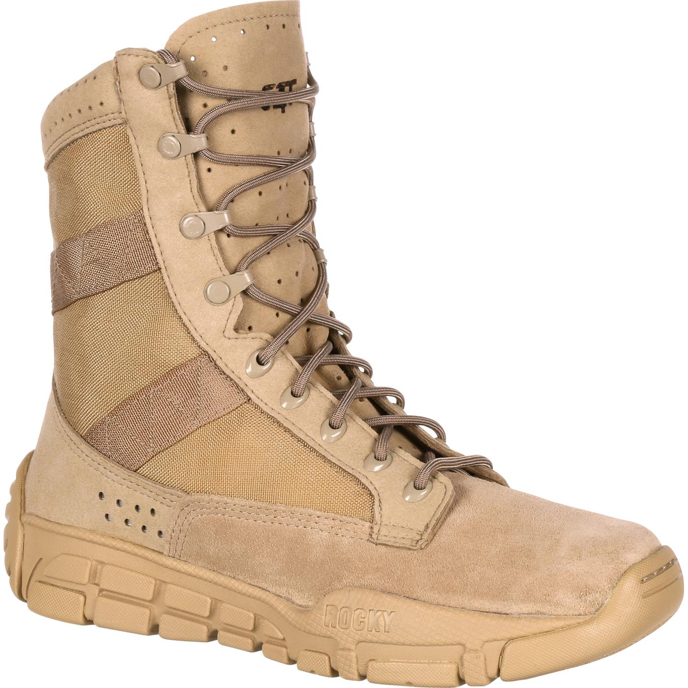 Rocky C4t Trainer Tactical Military Boot Fq0001070