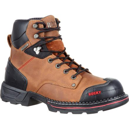 Rocky Maxx Composite Toe Waterproof Work Boot, , large