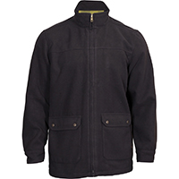 Rocky Full Zip 220G Insulated Fleece Barn Jacket, GUNMETAL, medium