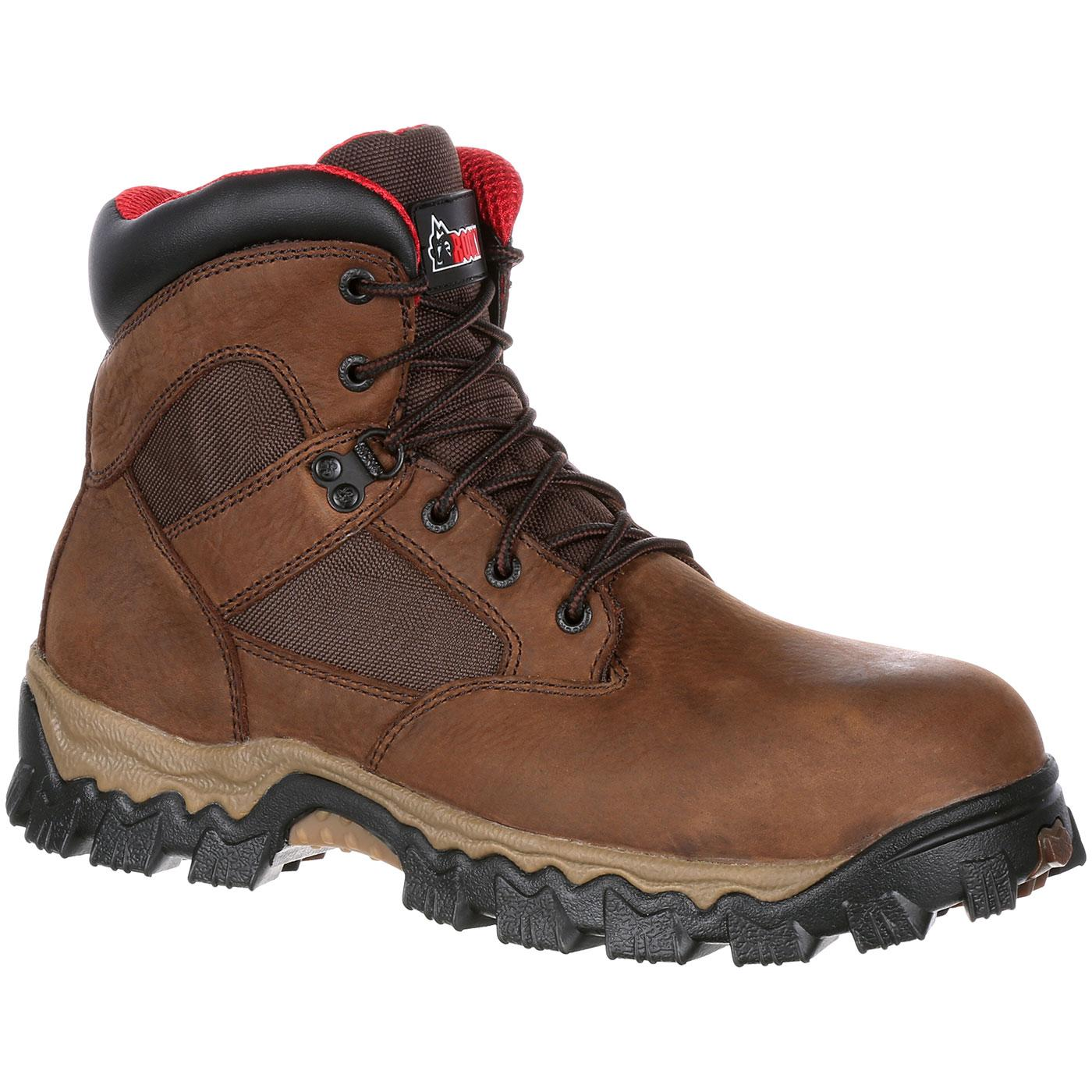 Composite Toe Boots • All Composite Toe Work Boots