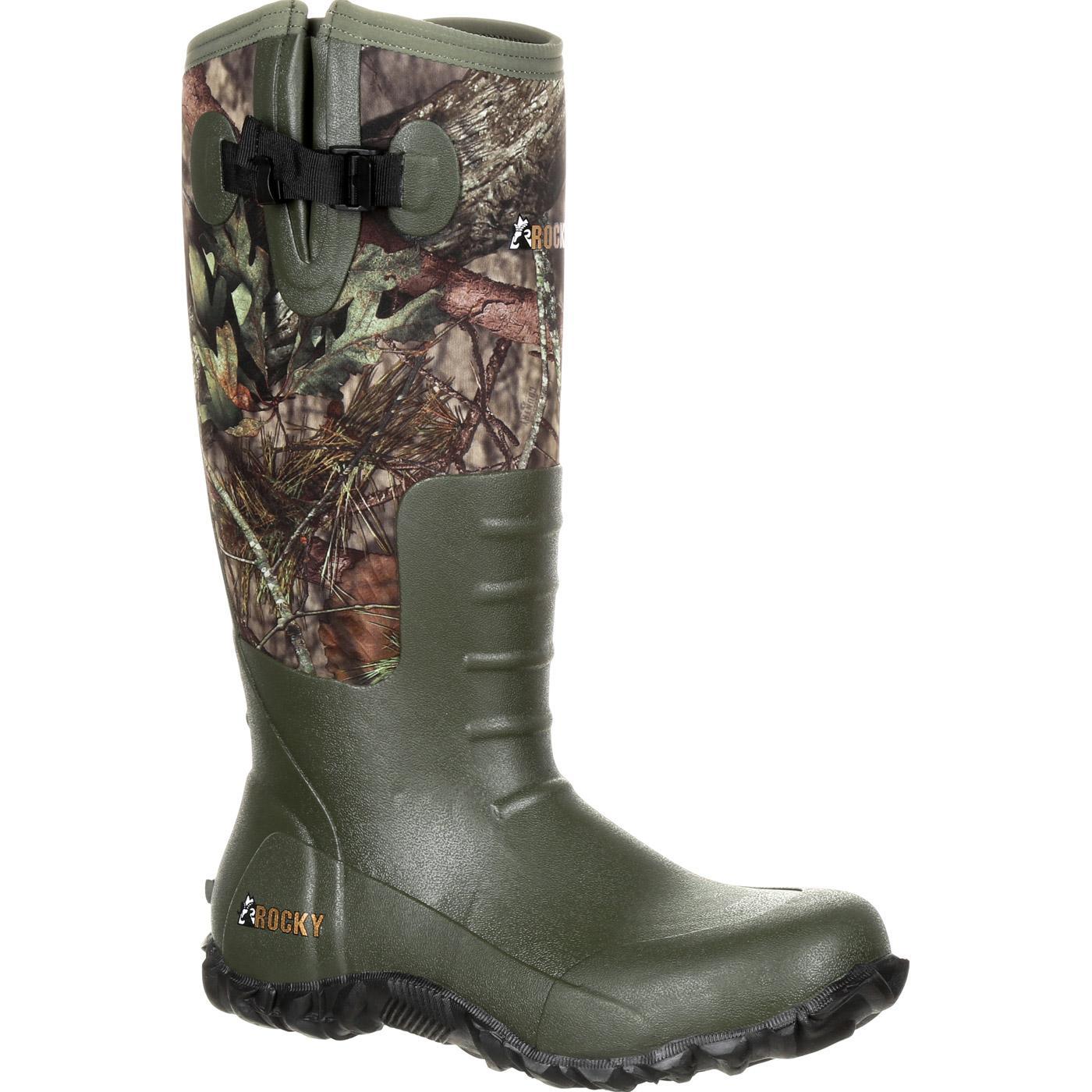 Rocky Core Rubber Waterproof Outdoor Boot Rks0350