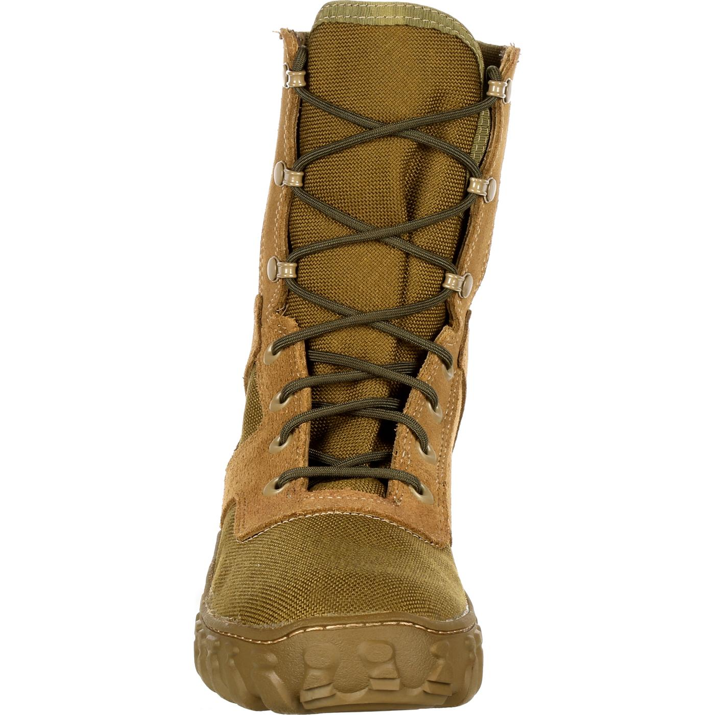 Rocky S2V Men's Military Jungle Boots, style #FQ0000106