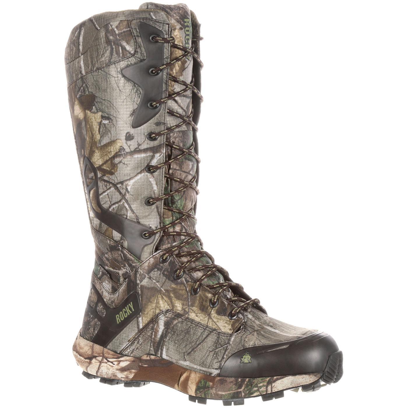 Rocky Broadhead Waterproof Insulated 16 Inch Trail Boot