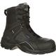 Rocky 1st Med Carbon Fiber Toe Puncture-Resistant Side-Zip Waterproof Public Service Boot, , small