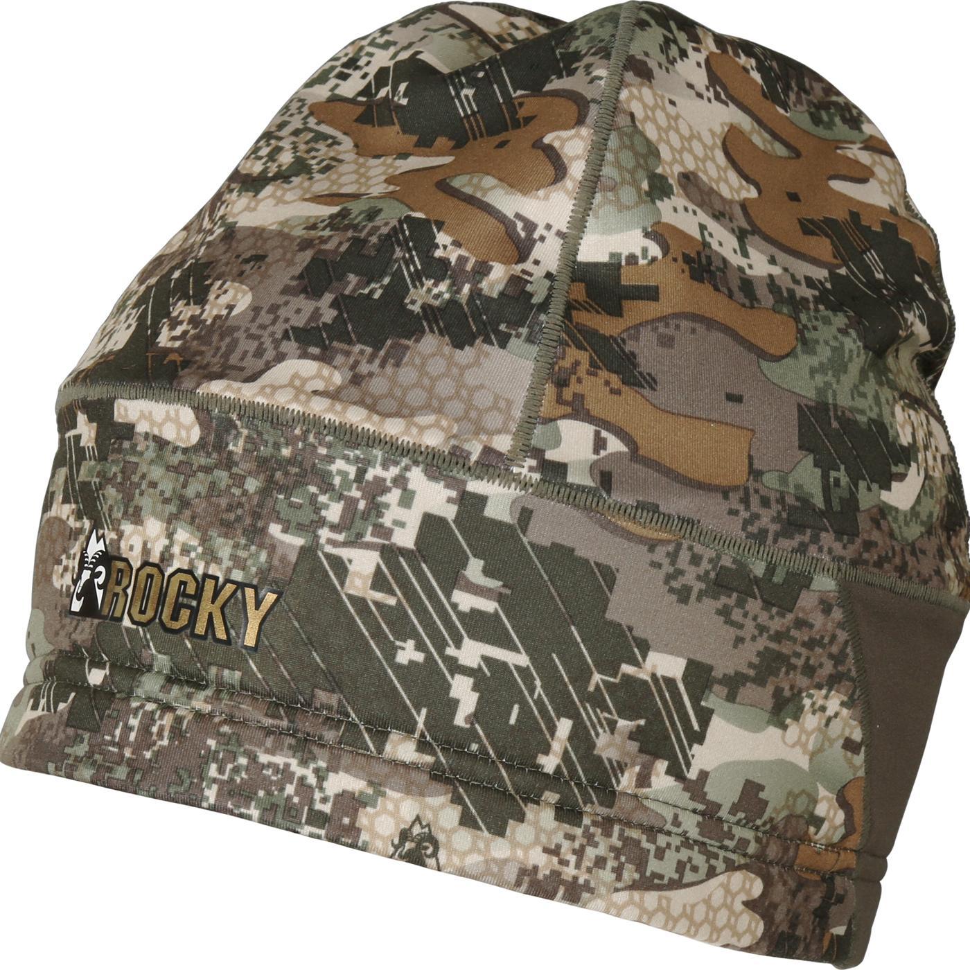 935f1c61e78 Rocky Venator Men s Camouflage Scent IQ Fleece Beanie Hat