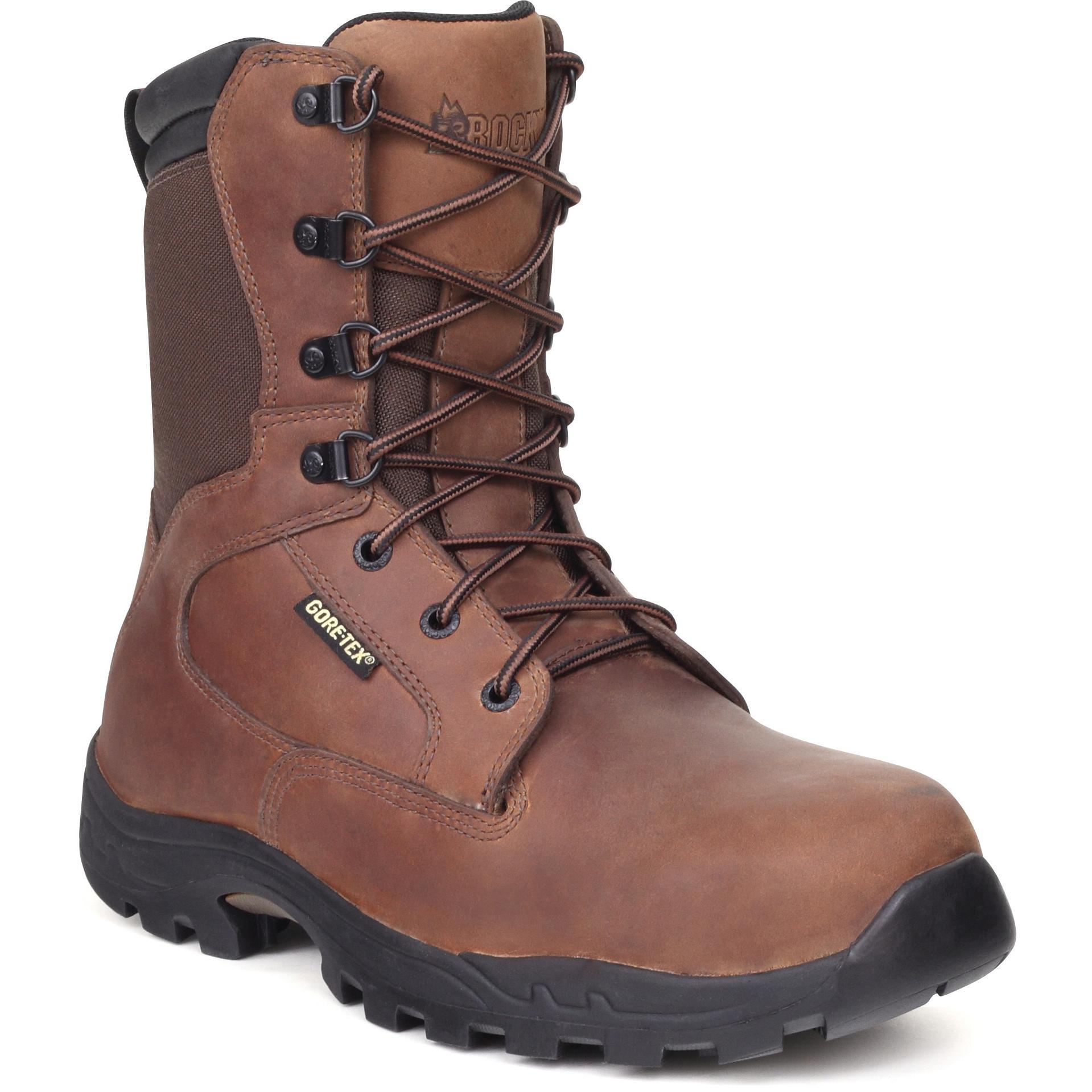 Rocky: ProLight Waterproof Steel Toe Work Boots - Style #6575