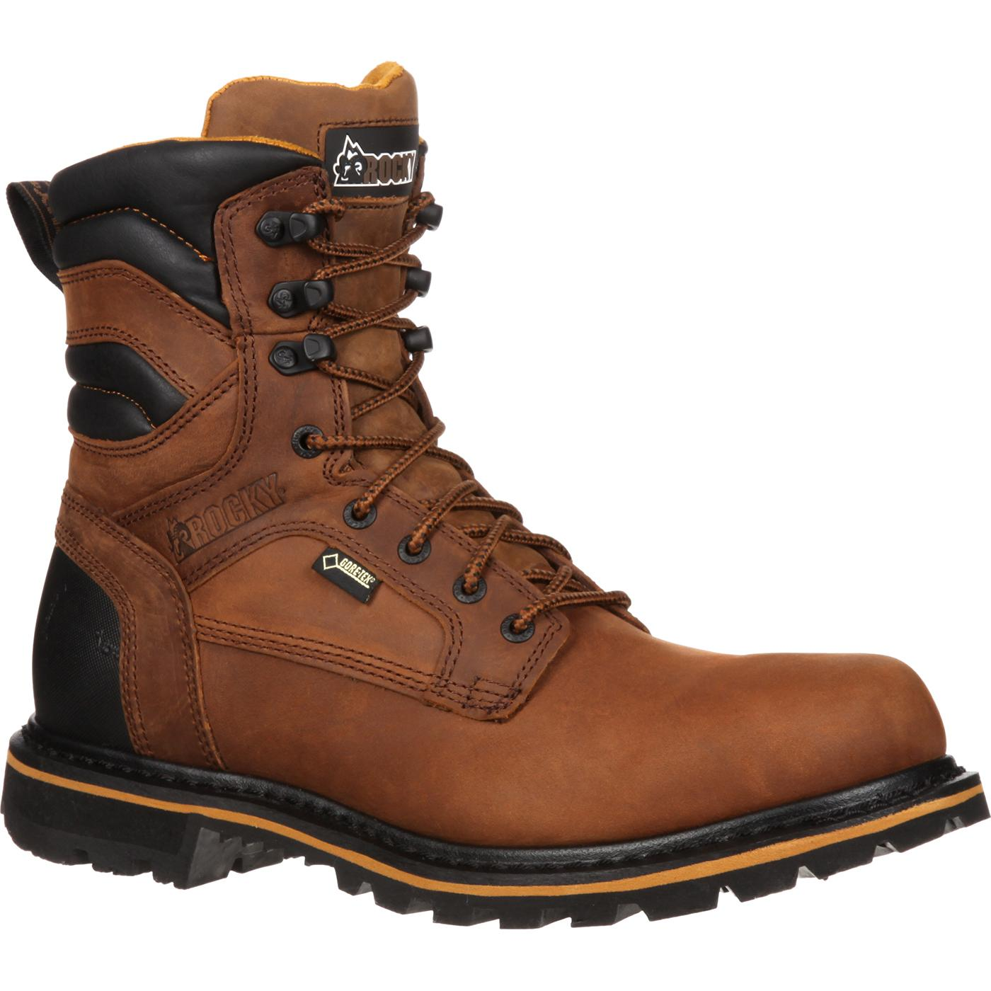 Rocky Governor GORE-TEX Composite Toe Work Boot, #RKYK004