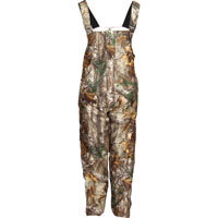 Rocky ProHunter Reversible Waterproof Insulated Bib, RealTree Xtra, medium