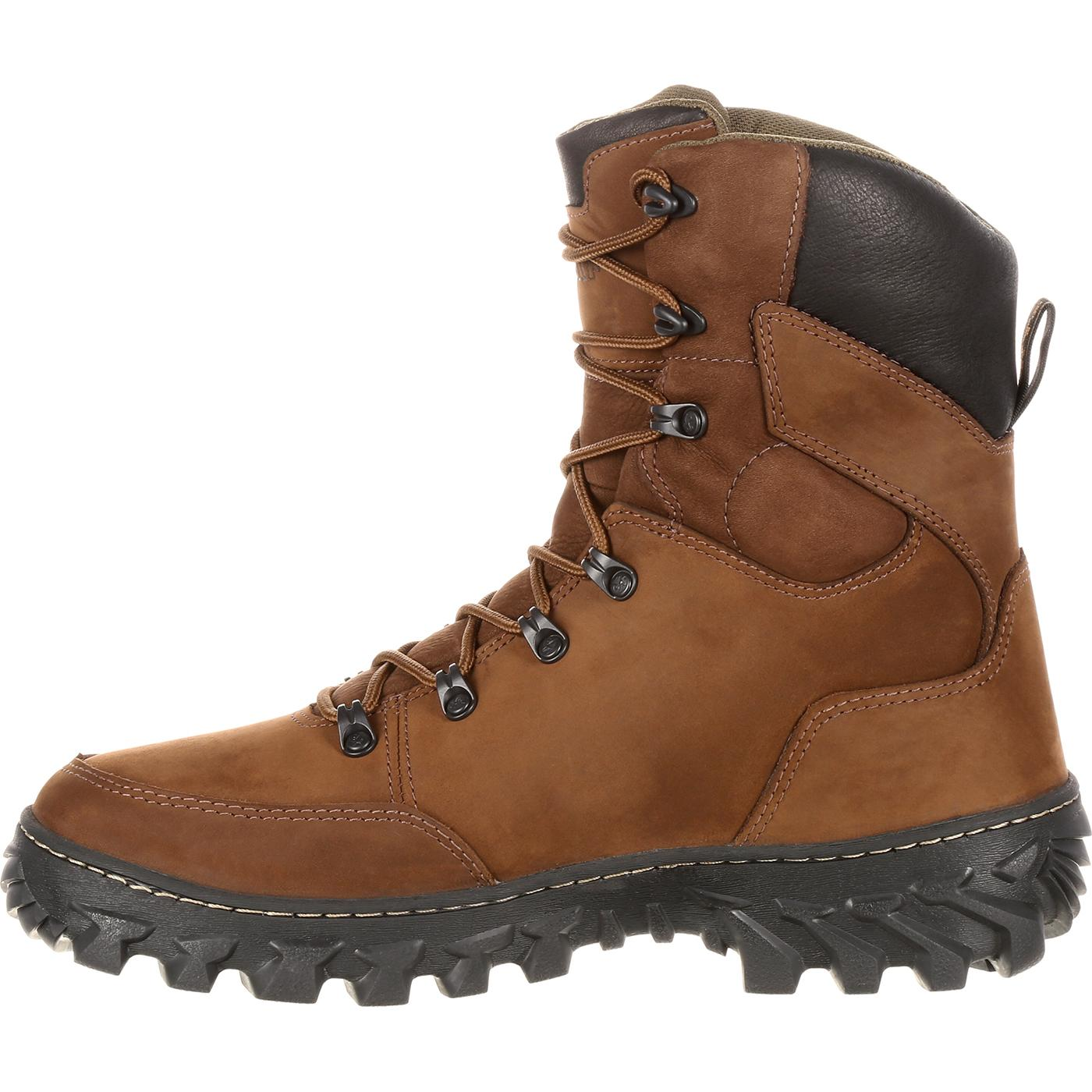 Rocky Jungle Hunter: Insulated Waterproof Outdoor Boots