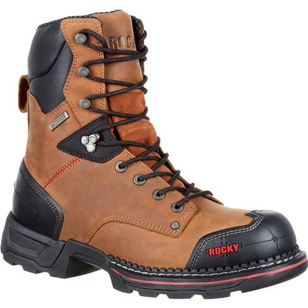 Rocky Maxx Waterproof Work Boot, , large