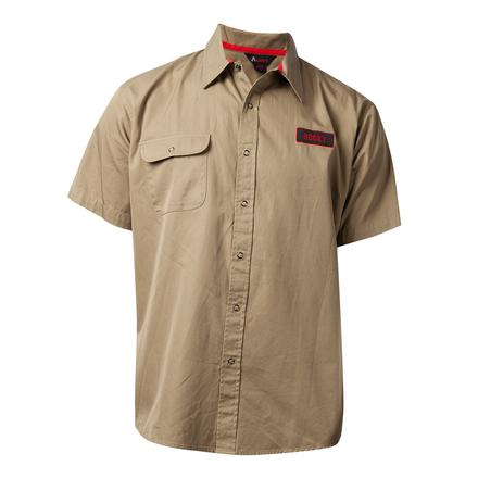 Rocky Core- Everyday Shop Shirt, KHAKI, large