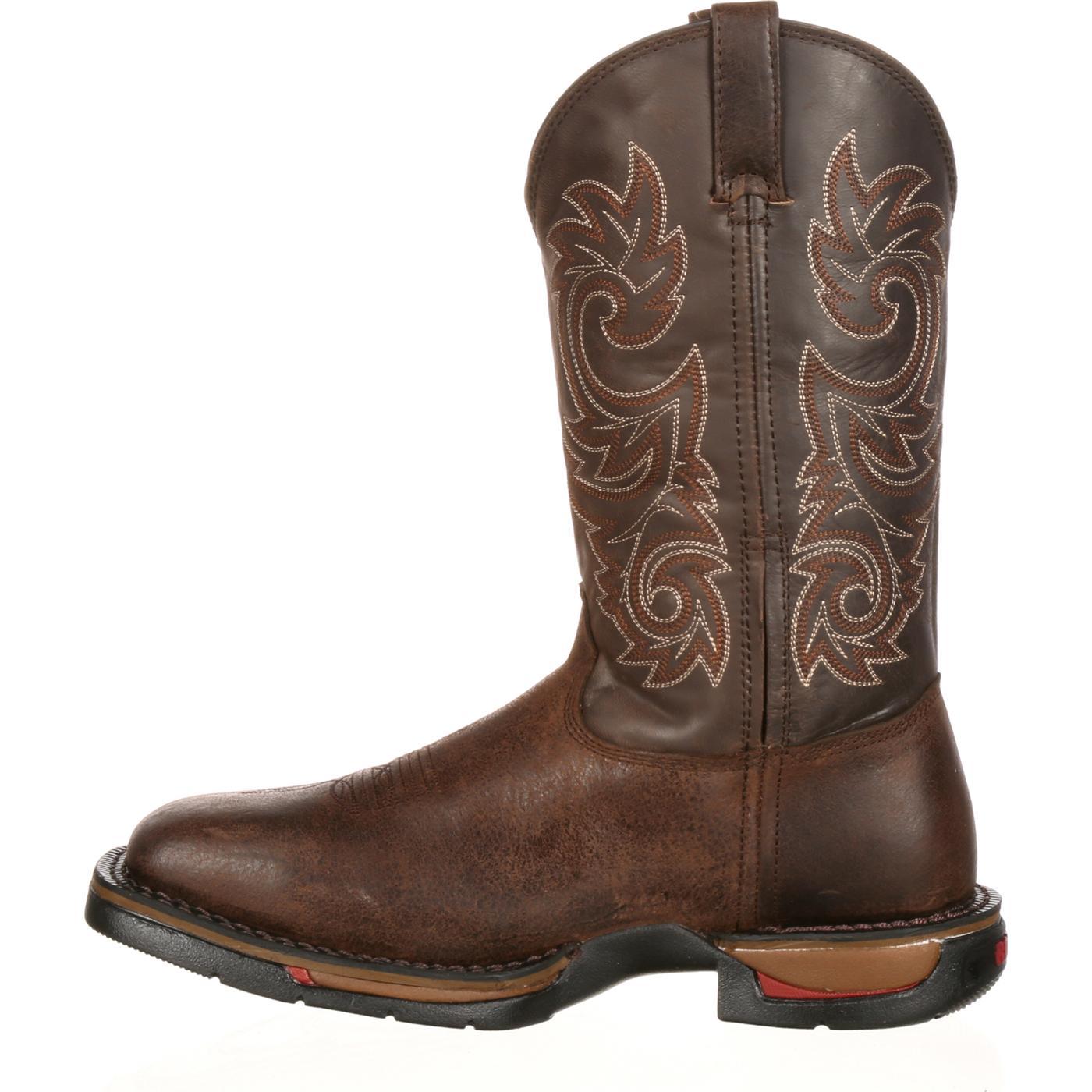 Rocky Long Range - Men's Comfortable Western Work Boots