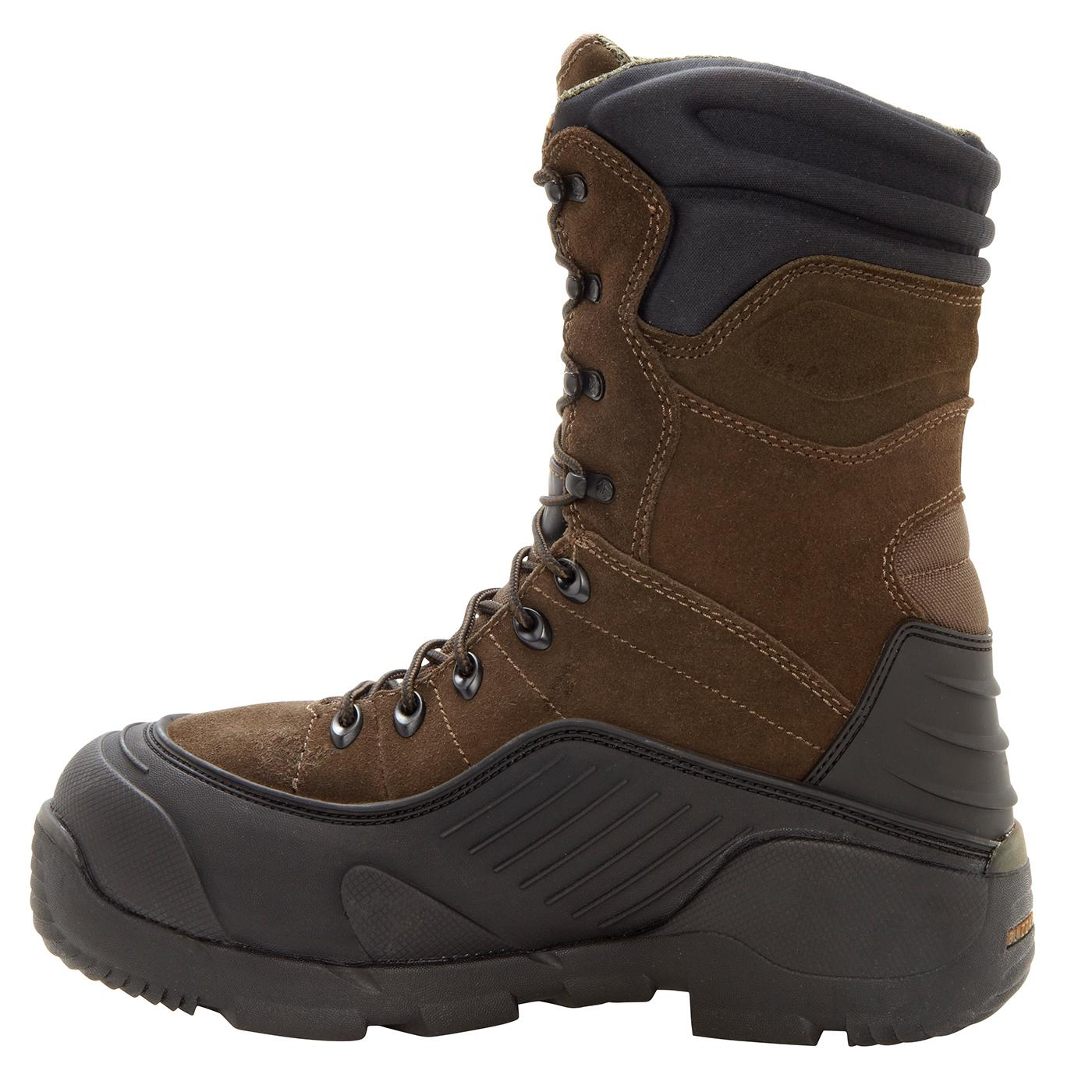 Men's Steel Toe Waterproof Insulated Work Boot - The Rocky Boot ...