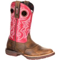 Rocky LT Women's Saddle Western Boot, , medium