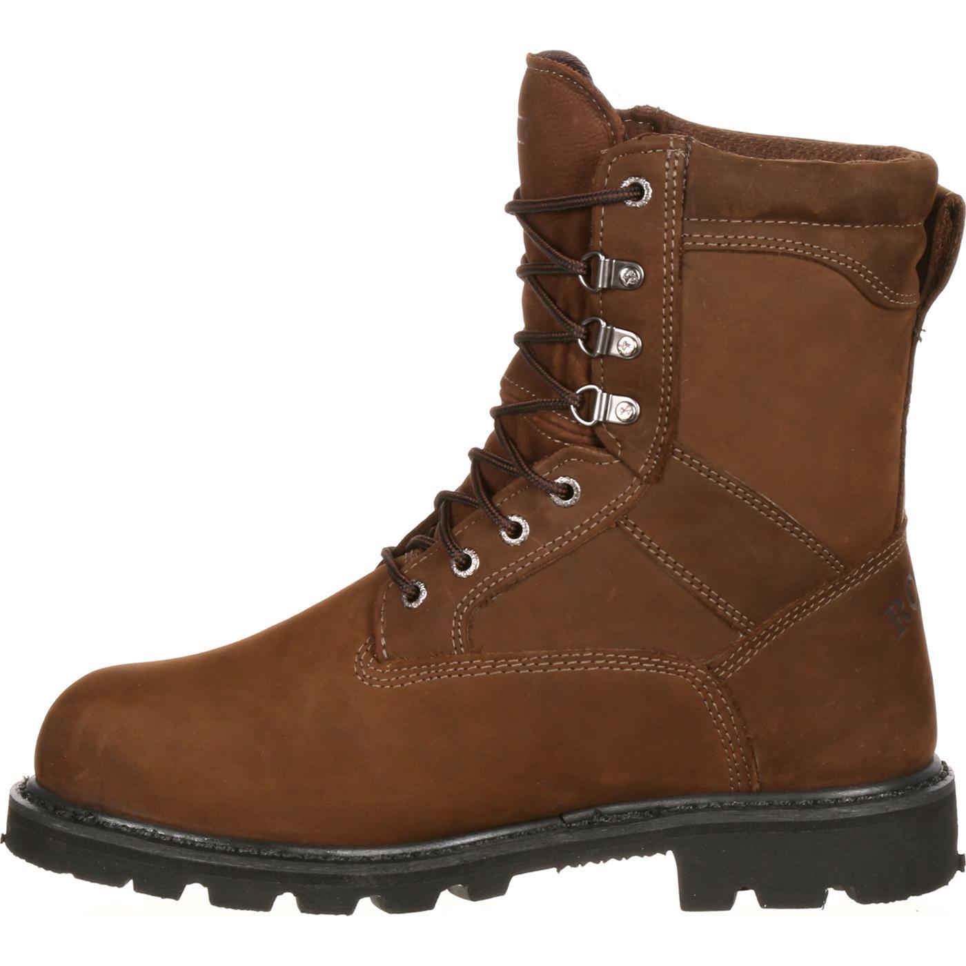 1b56f2af058 Rocky Ranger Steel Toe GORE-TEX® Waterproof 600G Insulated Outdoor Boot