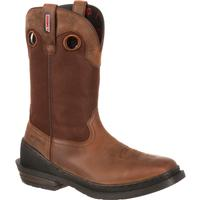 Rocky OutRidge One-Ton Steel Toe Waterproof Western Boot, , medium