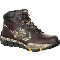 Rocky Full-grain Leather Outdoor Hiking Boot, , medium