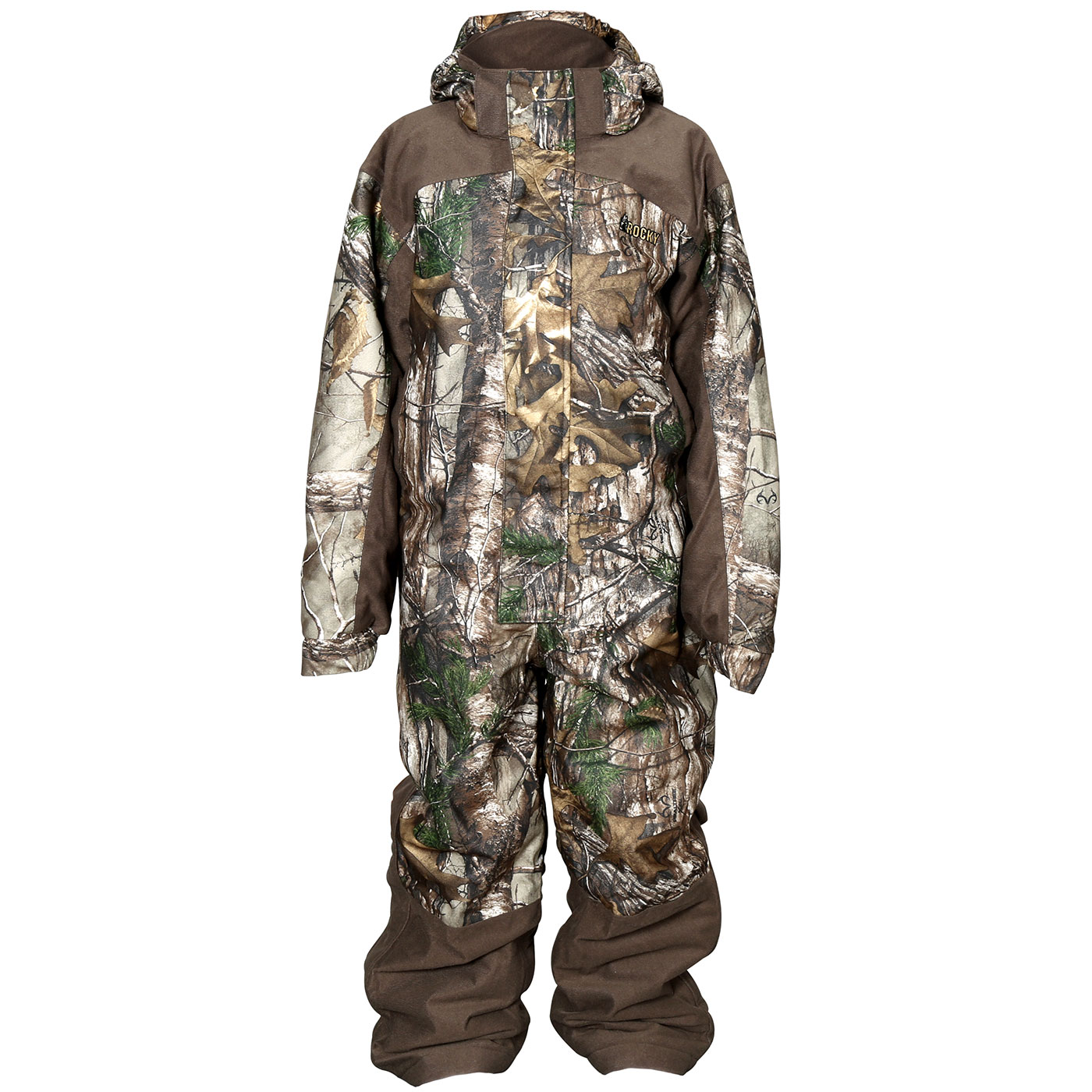 Rocky Youth ProHunter Waterproof Insulated Camo Coveralls 5491076df70