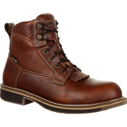 "Rocky Cody Waterproof 6"" Lacer Western Boot, , large"